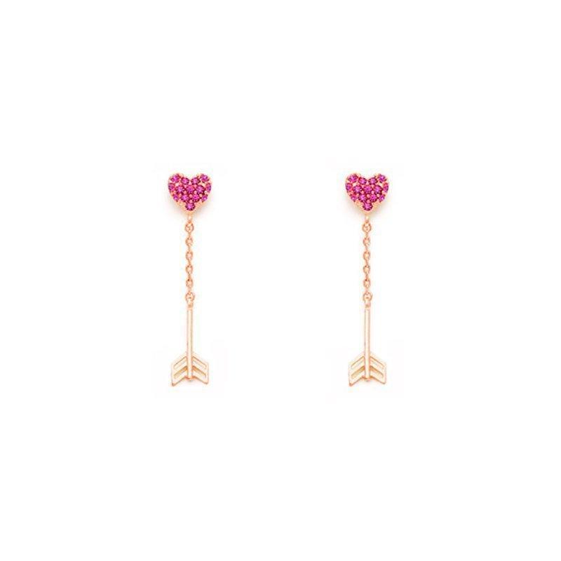 498ca34f0 Cupid Love Earrings - Tiny Trinket - Online Shopping Fashion ...